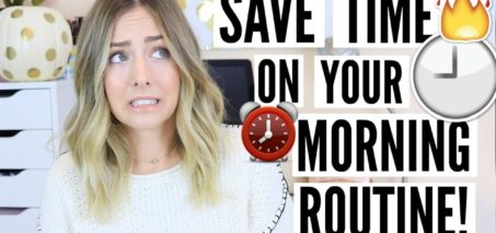 How to save time in your morning routine?